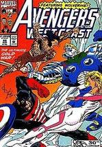 Avengers West Coast #88 [Comic] [Jan 01, 1985] Marvel - $3.91