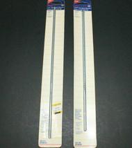 "Master Mechanics 13"" Fast Spiral Masonry Extra Length Drill Bit 1/4"" 5/16"" NEW - $14.80"