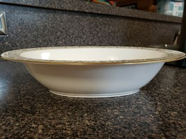 """Noritake Kimberly 11"""" Oval Bowl - $9.00"""