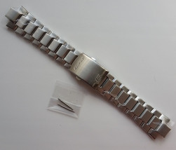 Genuine Replacement Watch Band 15mm Stainless Steel Bracelet Casio EF-56... - $41.60