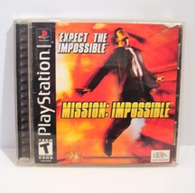 Mission: Impossible (Sony PlayStation 1, 1999) PS1  - $9.95