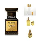 TOM FORD TOBACCO VANILLE Decanted Eau De PARFUM BESTSELLING! Choose your... - $17.81+