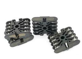 LOT OF 4 AMPHENOL RELAY SOCKETS 8-PINS image 3