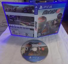 MotoGP 17 complete great shape PS4 playstation 4 - $39.95