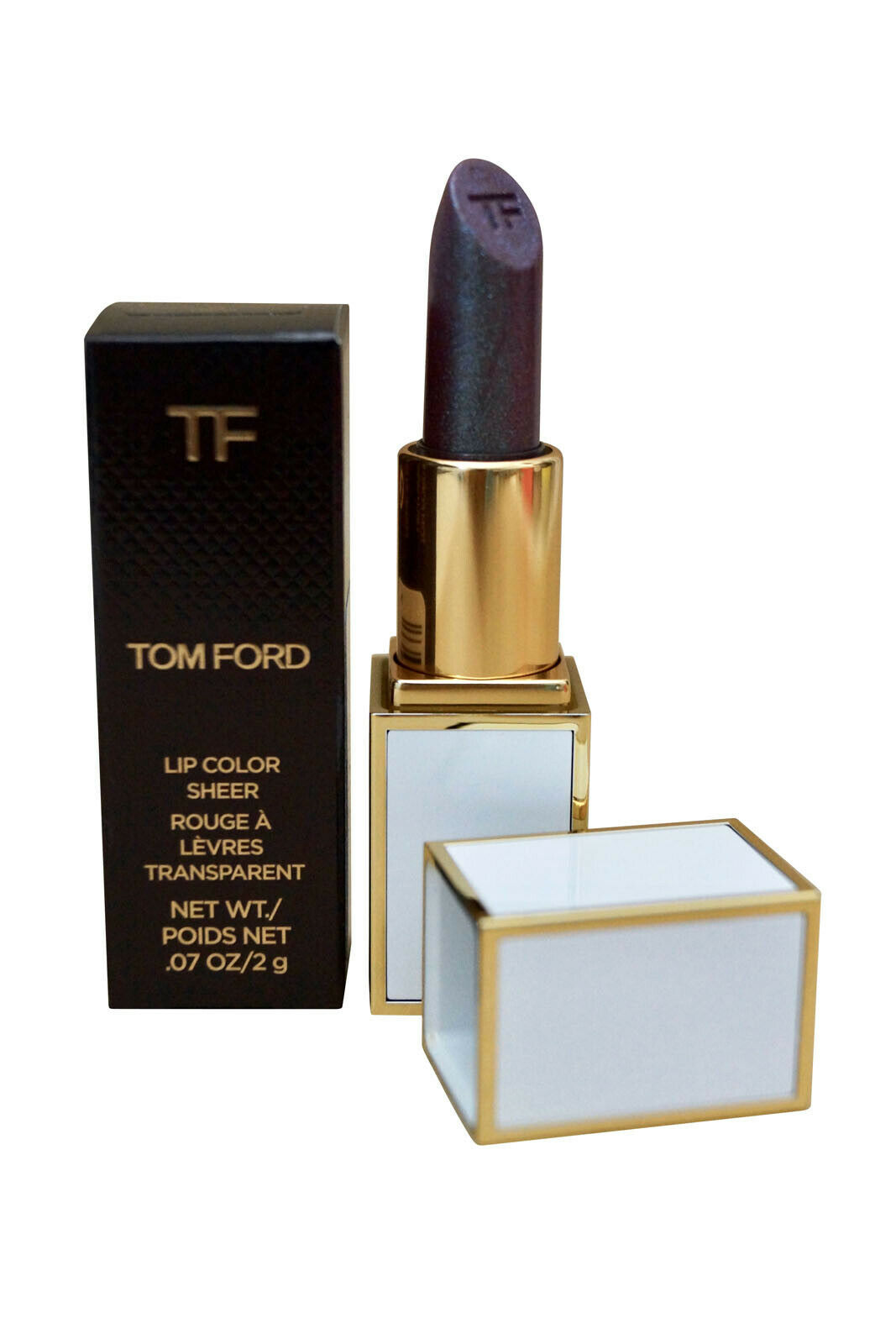 Primary image for Tom Ford  Boys and Girls Lipstick 19 Nico 0.07 OZ.
