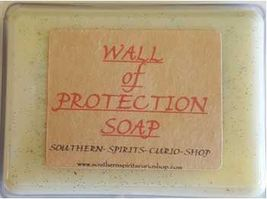 2.5oz Wall of Protection soap - $12.99
