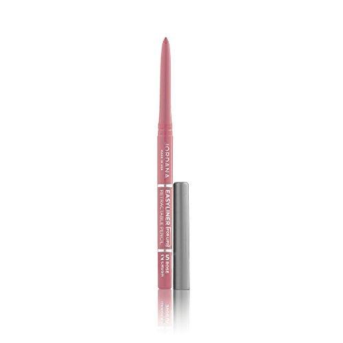 (6 Pack) JORDANA Easyliner For Lips - Rose Crush - $19.79