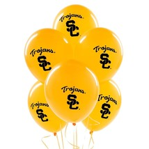 "USC Trojans Southern Cal NCAA College University Sports Party 11"" Balloons - $6.99"