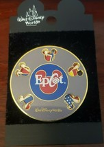 NWT Epcot Flag Spinner World Showcase Walt Disney World Pin # 5166 - $27.72