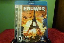 Tom Clancy's EndWar PS3 (Sony PlayStation 3, 2008) Near Mint - $7.91
