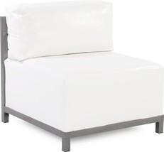 Chair Howard Elliott Axis White Atlantis Black Polyester - $1,179.00