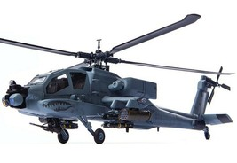 Academy 12129 AH-64A ANG South Carolina Plastic Attack Helicopter Hobby Model