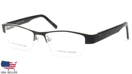 NEW PRODESIGN DENMARK 4371 c.6031 BLACK EYEGLASSES FRAME 52-17-140 B32mm... - $98.98