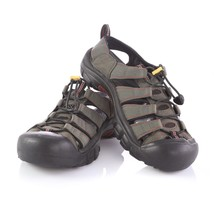Keen Waterproof Mens Hiking Sport Sandals Trail Shoes Olive Green Black ... - $52.47 CAD