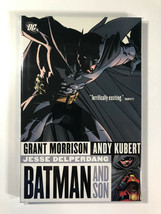 BATMAN AND SON (2007, Hardcover) Very Good 1st Print - $19.69