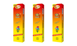 Incense Sticks 3 in 1 Three in One Cycle Agarbatti Eco Pack 100 - 1200 S... - $12.99