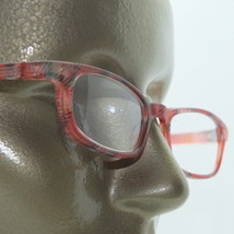 Pink Multi Stripe Reading Glasses +1.50 Candy Sweet Style - $14.97