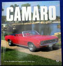 CAMARO: ENTHUSIAST COLOR SERIES Holder Kranz Motorbooks FEFP 1995 Z SS N... - $5.85