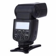 JY-680A Universal LCD On-camera Flash Speedlite Light for Digital Camera  - $52.98