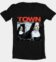The Town T-shirt 90s movie film Boston Affleck 100% cotton graphic printed tee image 2