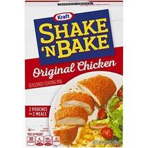 Shake 'N Bake Original Chicken Seasoned Coating Mix, 4.5 Oz Box