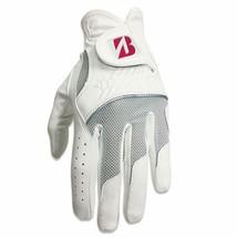 Bridgestone Mujer 2021 Dama B Combinado Cuero Golf Guante. Tallas S, M O L - $15.46