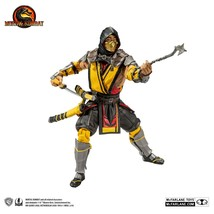 Mortal Kombat Series Scorpion Figure Collector's Edition, great gift for teen! - $139.99