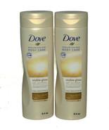 2 Dove Nourishing Body Care 8.4 Oz Visible Glow Fair To Medium Self Tan ... - $36.51