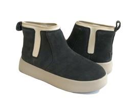 Ugg Classic Boom Bootie Charcoal Waterproof Ankle Sneaker Shoe Us 9 /EU 40 /UK 7 - $120.55 CAD