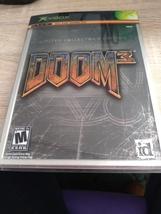 MicroSoft XBox Doom 3 Collector's Edition image 1