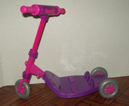 "My Life As 18"" Doll Scooter Purple Pink FIts Similar 18"" Dolls AG, Batta... - $19.79"