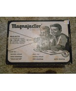 Old Vintage 1960 Magnajector Magnifier projector Pictures Rainbow Crafts... - $24.99