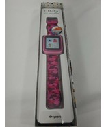 ITECH JR SMARTWATCH NEW pink camouflage design - $19.80