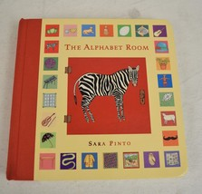 The Alphabet Room By Sara Pinto Board Book HC Bloomsbury Children's Book... - $34.11