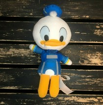 Disney Kingdom Hearts Donald Duck Plush Toy Figure Stuffed Animal Collec... - $13.49