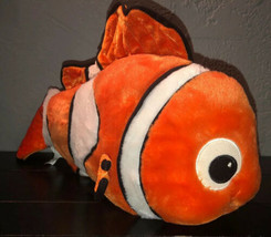 "Disney Store Exclusive Original Plush Finding Nemo 17""  Stuffed Animal O... - $12.06"