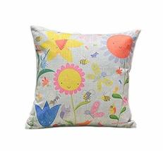 Lovely Cartoon Painting Pattern Home Furnishing Pillow / Cushion