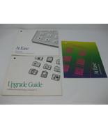 Vintage Apple At Ease Setup Guide Quick Reference & Upgrade Guide 7.1 - $19.79