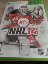 MicroSoft XBox 360 NHL 14 image 1