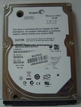 40GB 5400RPM SATA-150 2.5 INCH NOTEBOOK DRIVE SEAGATE ST940814AS Free USA Ship O
