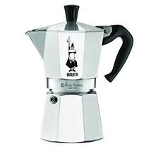 Bialetti 06800 Moka stove top coffee maker, 6 -Cup, Aluminum - $36.78