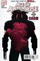 Age Of Apocalypse #8 Marvel Comics - $4.78