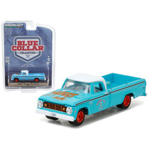1967 Dodge D200 Pickup Truck Grumps Garage 1/64 Diecast Model Car by Greenlight  - $12.80