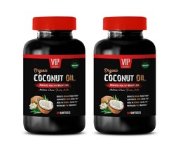 weight loss natural supplements - ORGANIC COCONUT OIL - coconut suppleme... - $27.10