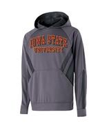 NCAA Iowa State Cyclones Men's Argon Hoodie, Large, Graphite/Carbon - $27.95