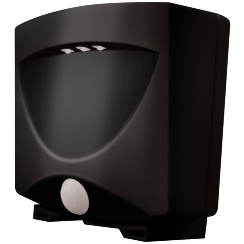 MAXSA Innovations 40342 Battery-Powered Motion-Activated Outdoor Night Light (Bl - $25.71