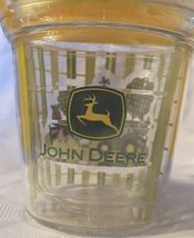 John Deere LP67610 6oz My First Tervis Yellow Farm Scene Sippy Cup image 5