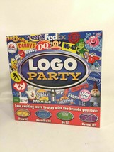 Logo Party Game Spin Master Team Challenge - $34.64