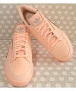 adidas Originals Continental 80 Shoes: Clear Orange / Peach F97508 Size ... - $59.40
