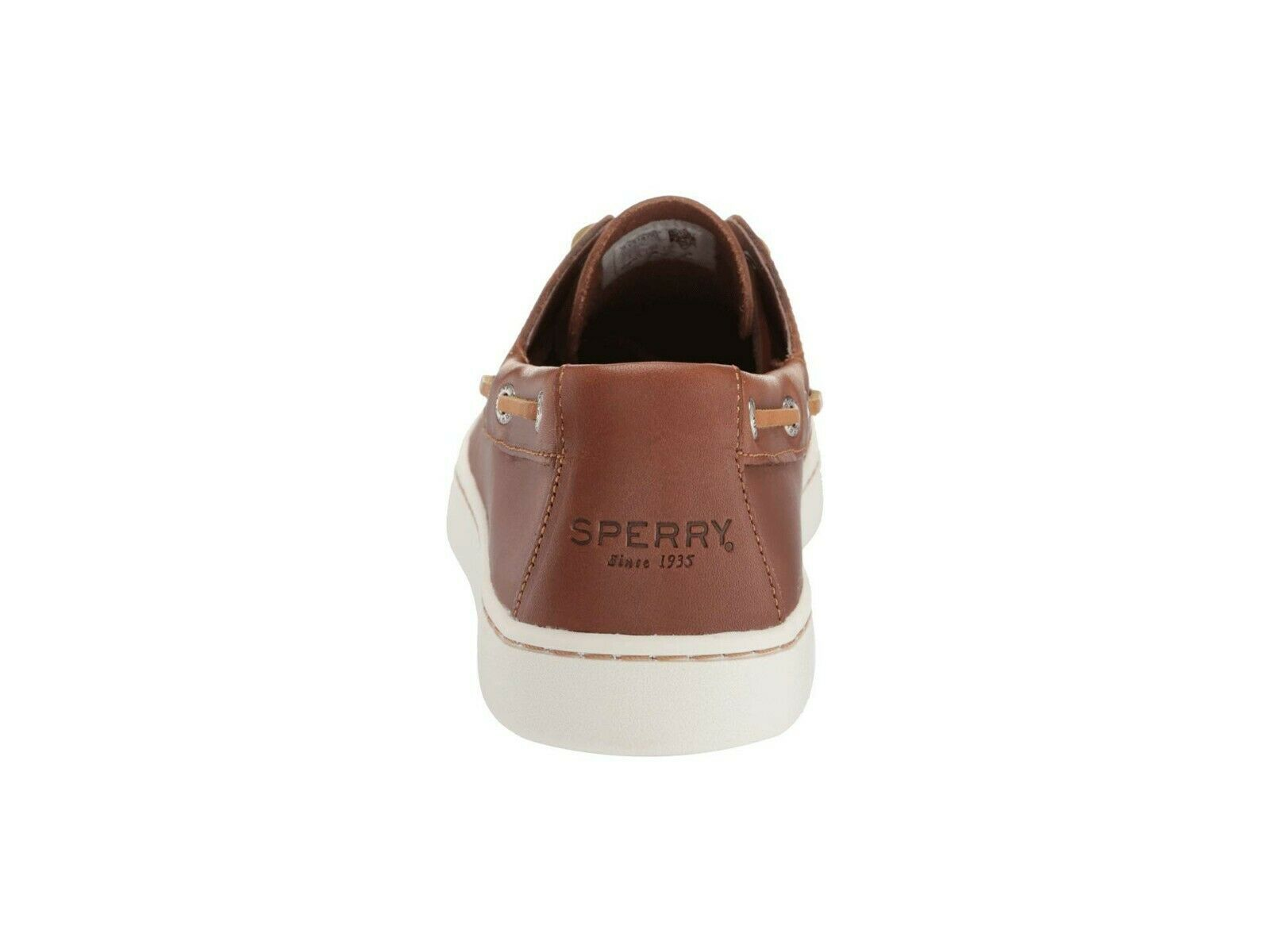 Men's Sperry Top-Sider Cup 2 Eye Leather Oxford, STS18791 Multiple Sizes Tan image 5